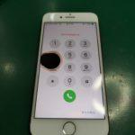 iPhone液晶故障
